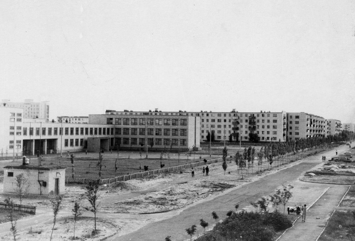 старые фото г северодонецка нем президента поставили